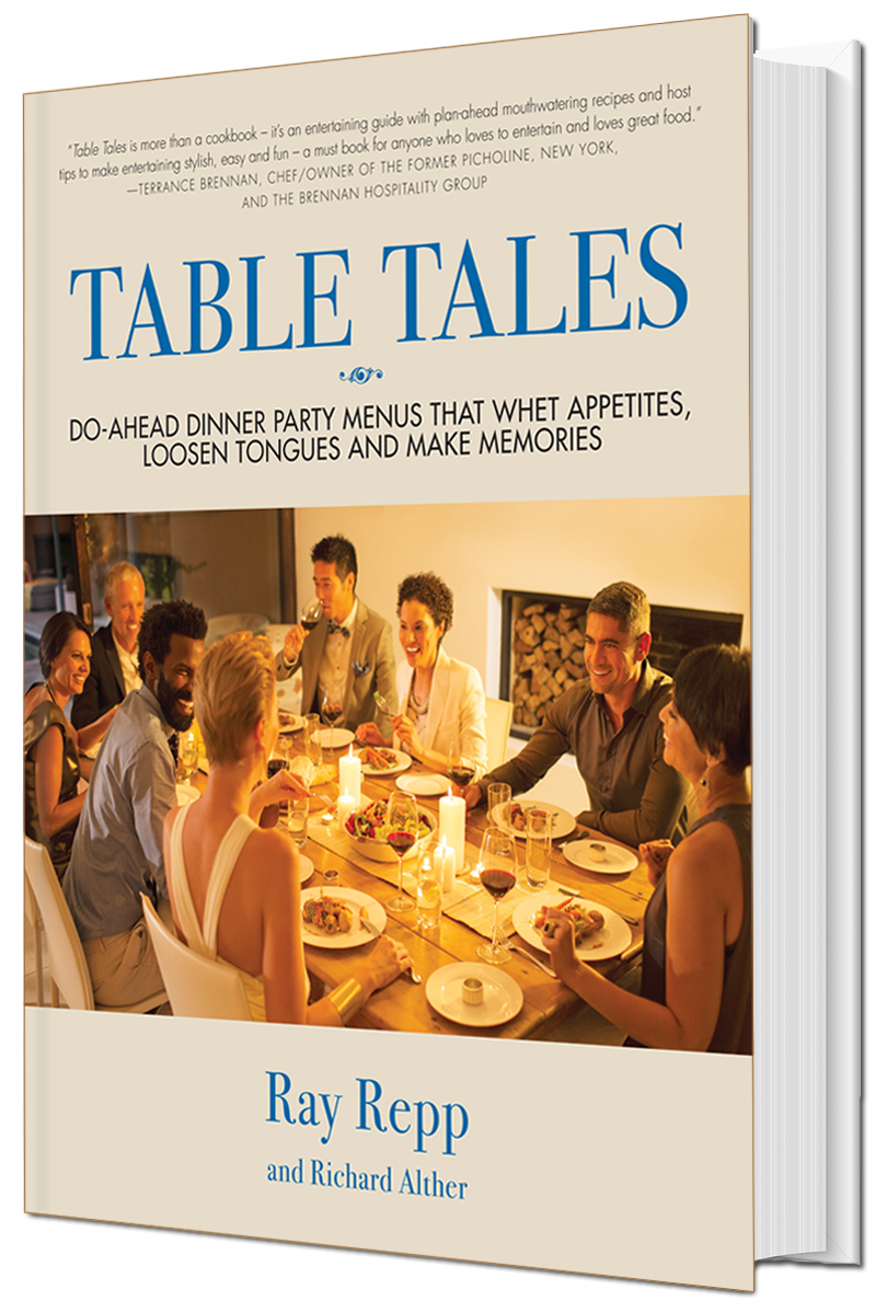 Table Tales by Ray Repp & Richard Alther